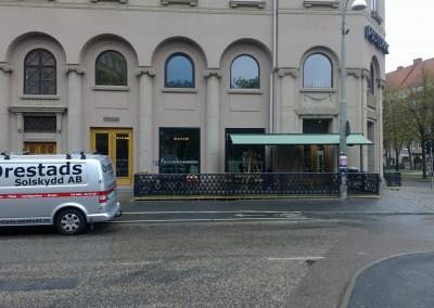 Harol Duostore fjärilsmarkis till Pustervik i Göteborg