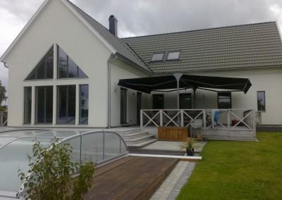 Harol Duostore till nybyggd villa
