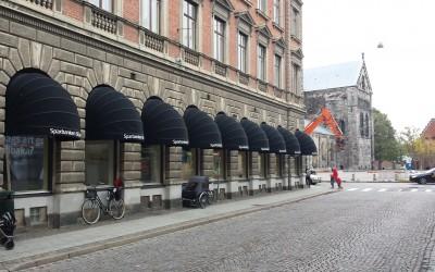 Korgmarkiser Sparbanken Skåne Lund
