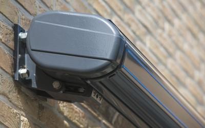 Harol CA430 - Närbild på kassetten. Bygger endast 18cm på höjden.