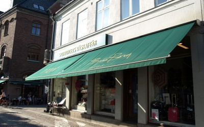 Stora markiser Lund
