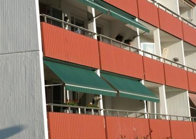 Balkongmarkiser Lund