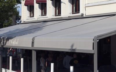 Harol TR850 – Restaurangmarkis för tuffa förhållanden
